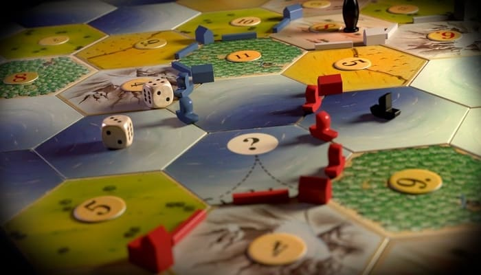 Catan is one of the most overrated board games