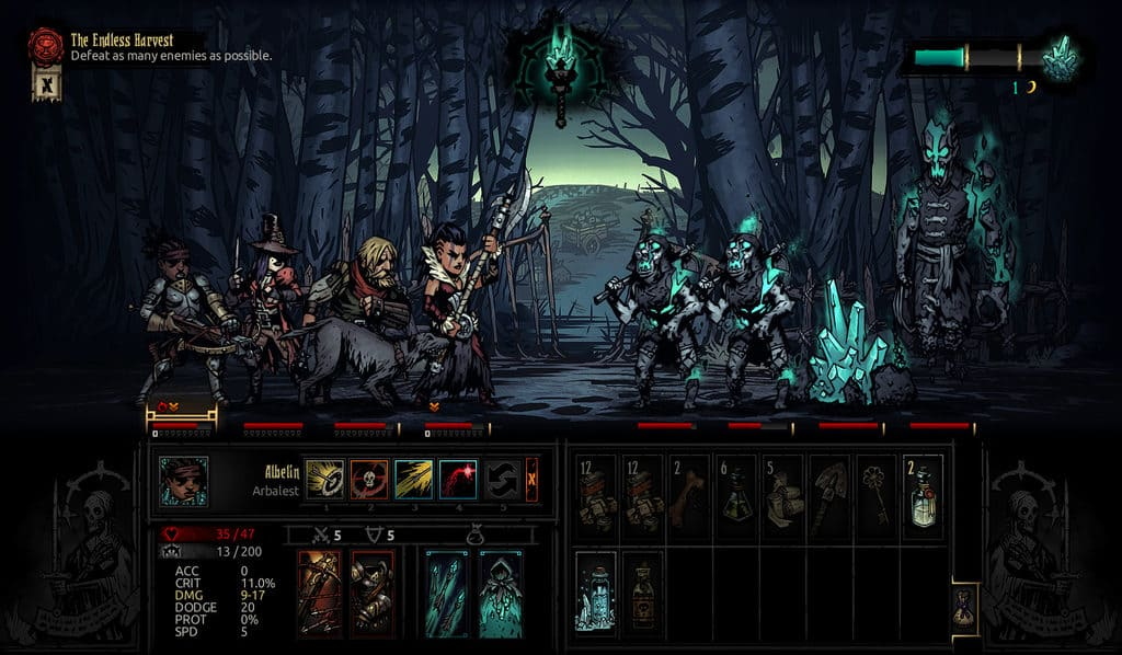 darkest dungeon is a game similar to slay the spire