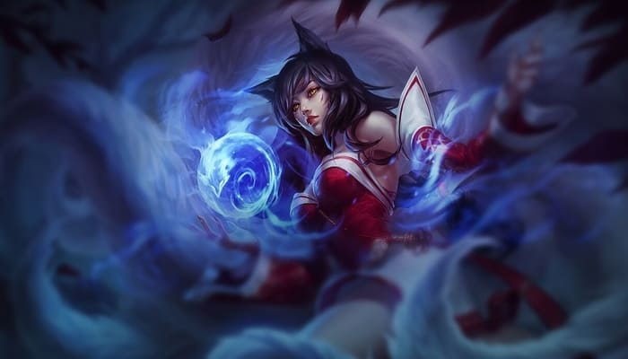 ahri leage of legends