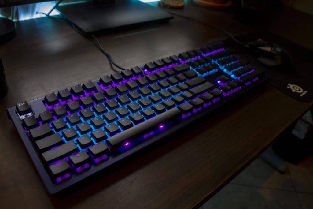 ducky shine 3 keyboard