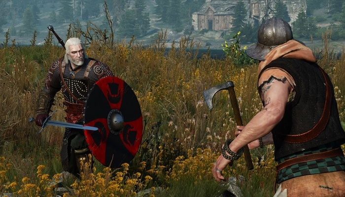witcher 3 mods