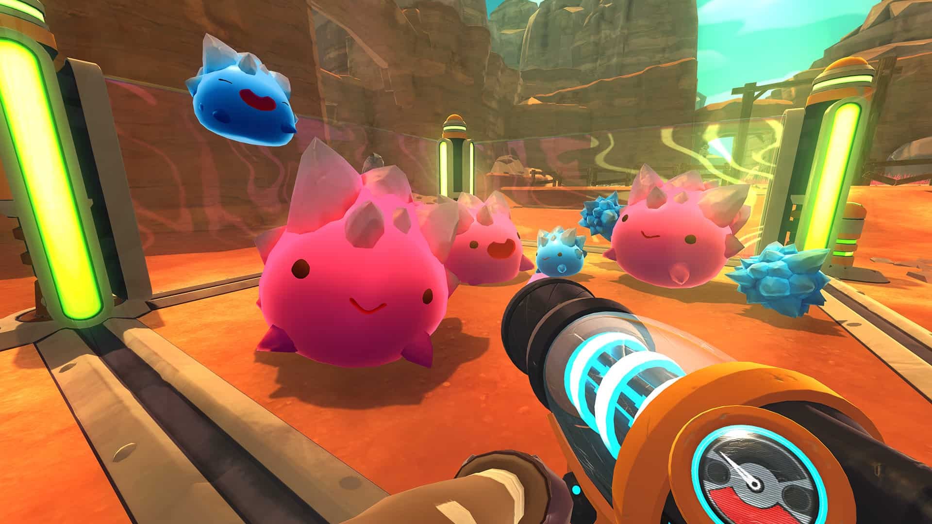slime rancher ps4 relaxing