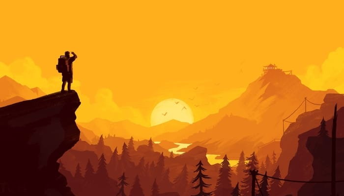best games like firewatch