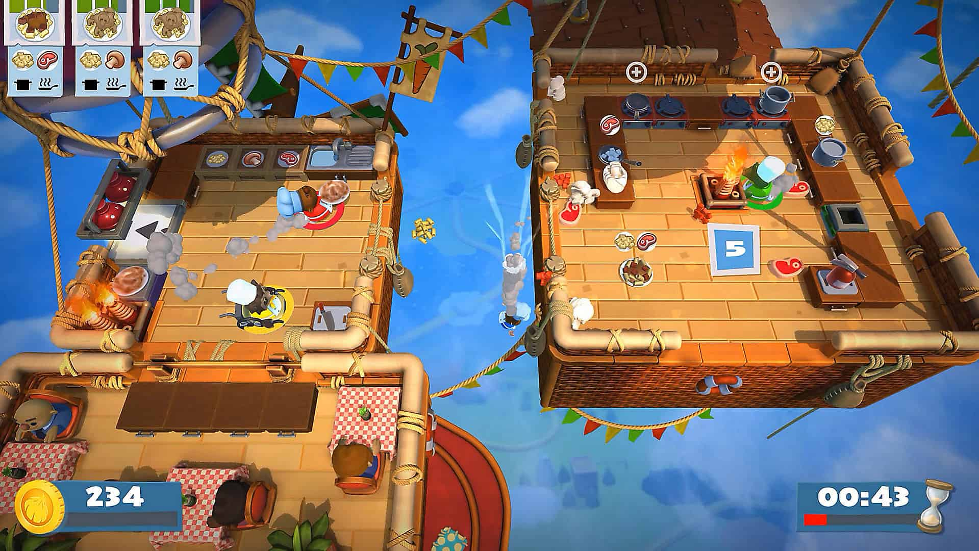 overcooked 2 ps4 kids