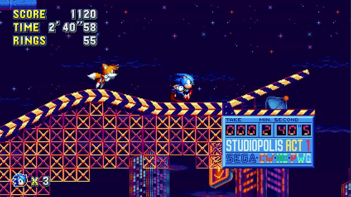 sonic mania plus ps4 kids